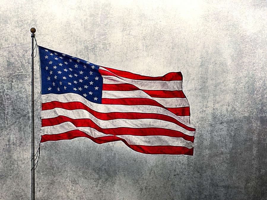 L'histoire du drapeau des Etats-Unis